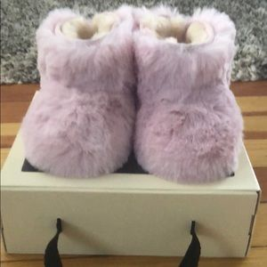d14f1ae4334 NWT 🎀toddler Ugg Jesse bow II fluff boots🎀 NWT